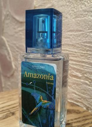«amazonia for him»мужская туалетная вода