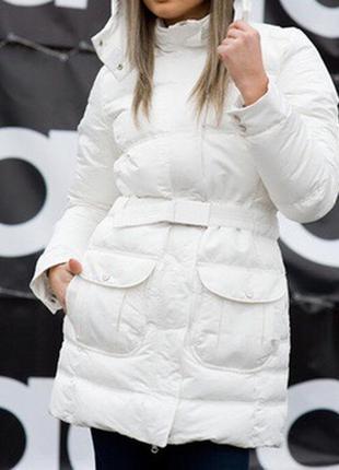 Оригинальный пуховик adidas / зимняя куртка пальто