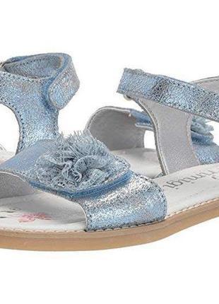Кожаные босоножки сандалии primigi pfd