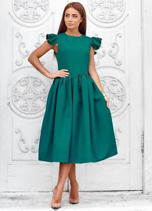 """Незабываемое, шикарное платье """"золушка"""". тренд 2020 года. новинка"""