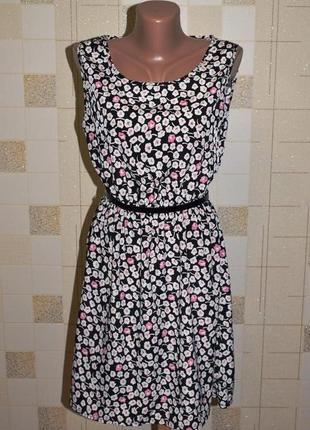 Платье-солнце cameo rose, маленький размер s