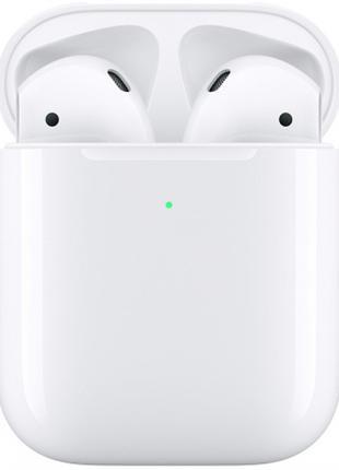 Беспроводные Bluetooth наушники Apple AirPods 2 (MV7N2)