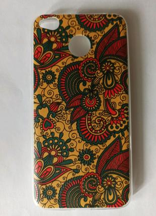 Чехол TPU Xiaomi Redmi 4X