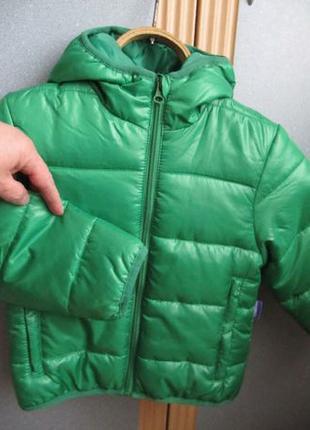 Стеганая демисезонная куртка Сampus