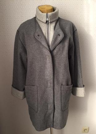 Винтажное пальто размер нем 38, укр 44-46 (реально 50-52)