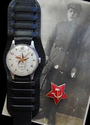 «ПОБЕДА» времён СТАЛИНА, МЕХАНИКА, сделано в СССР 52 г. мужские