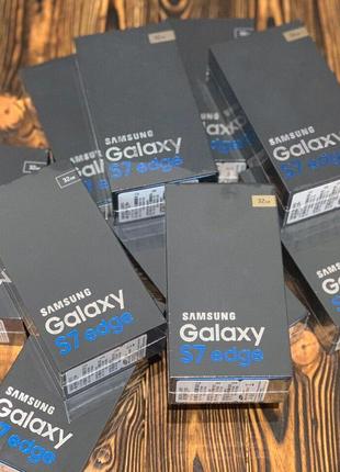 Продаю новий Samsung Galaxy S7 Edge (32gb) DUOS SM-G935FD
