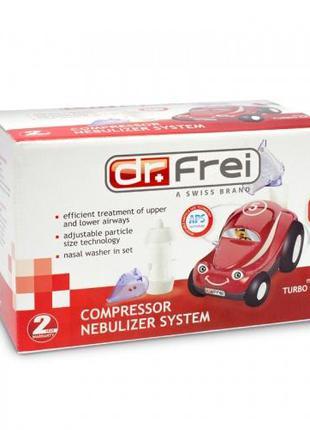 Компрессорный ингалятор Dr.Frei Turbo Car (новый)