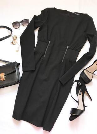 Стильное шерстяное платье max & co р.38
