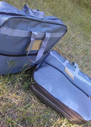 Садок прорезиненный прямоугольный 2.5 м в сумке