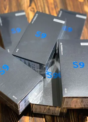 Продаю новий Samsung Galaxy S9 DUOS (64gb) SM-G960FD