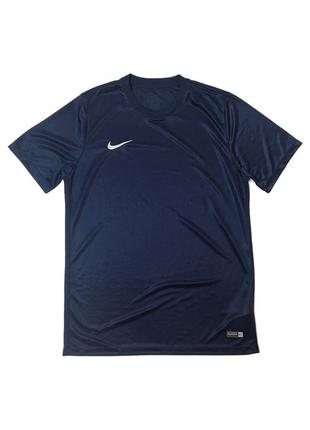 Футбольна футболка nike dri fit authentic football