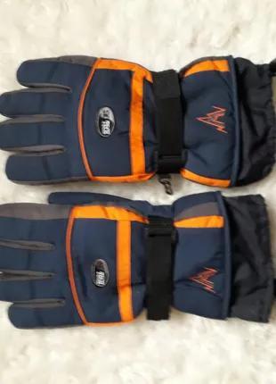 Перчатки мужские лыжные Thinsulate