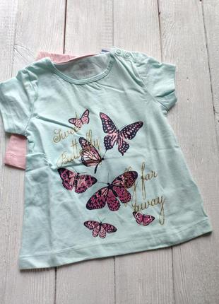 Комплект футболка и шорты lupilu #розвантажуюсь