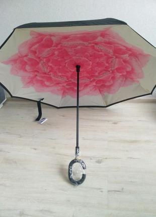 Смарт зонт smart exclusive. качественный и ультрамодный зонт о...