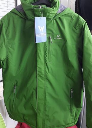 White sierra оригинал новая куртка с подстежкой размер xxl