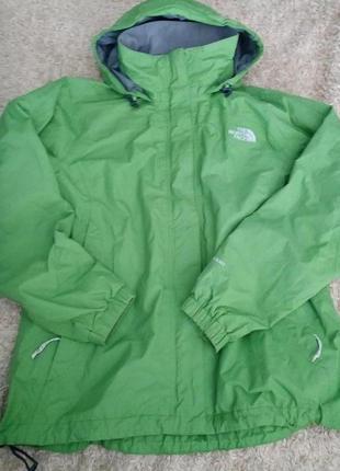 Супер крутая женская куртка ветровка the north face размер m