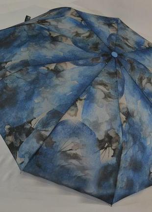 Шикарный женский зонт-полуавтоматы lantana абстракция