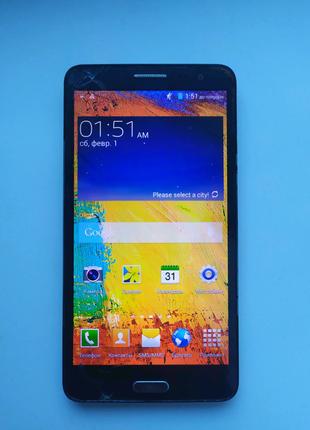 Продам телефон Star Note3 (N9800)