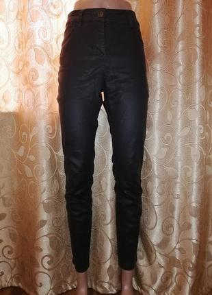 🌹🌹🌹стильные укороченные женские джинсы, штаны с пропиткой mark...