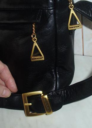 La bagagerie (оригинал) кожаная сумка
