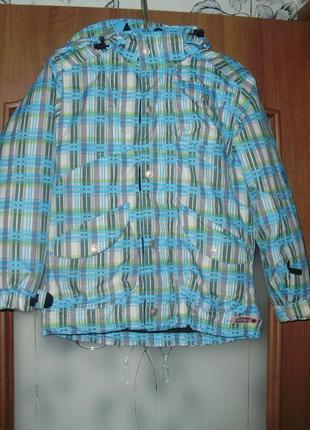 Obscure мембрана 3000 мм куртка унисекс (140)