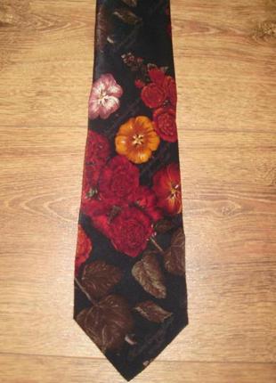 Yves saint laurent (оригинал) галстук