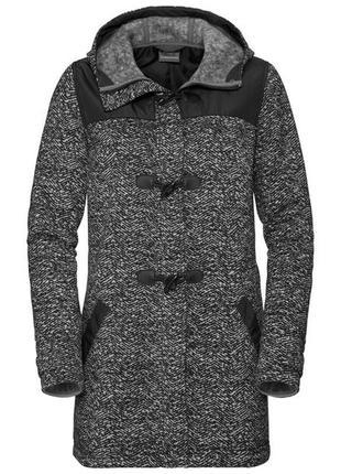 Jack wolfskin  флисовое пальто