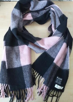 Mackintosh elgin шерстяной шарф
