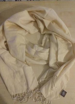 Paras кашемировый шарф