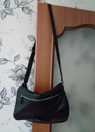 Borelli  кожаная вместительная сумка