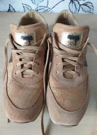 Corkpel  пробковые кроссовки