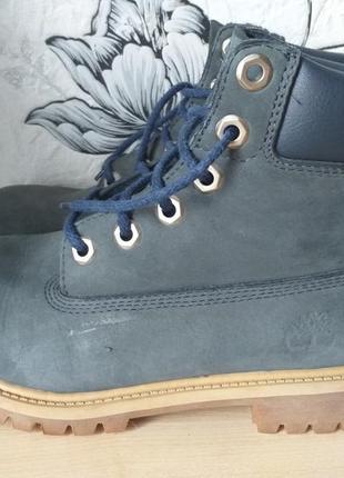 Timberland  waterproof демисезонные ботинки