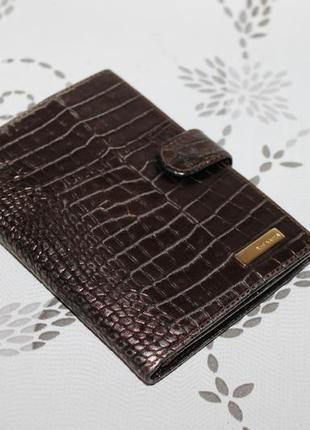 Neri karra кожаная обложка для документов-паспорт,права,страхо...