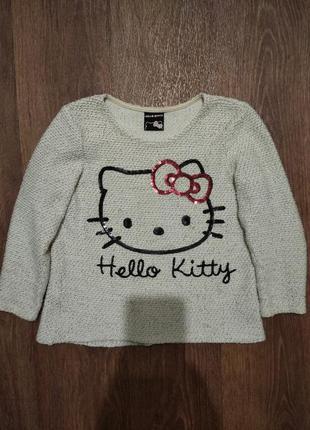 ❤️❤️❤️шикарная кофта/реглан/свитер 110-116 размер