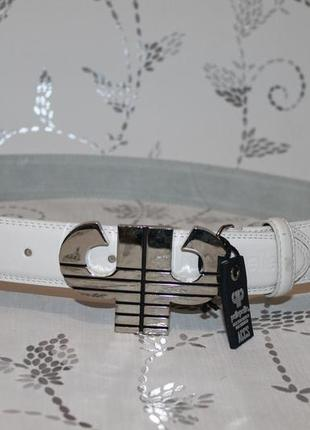 Кожаный ремень pellepelle by marc buchanan
