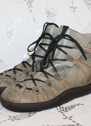 Ботинки от rieker 37 размер 24 см стелька