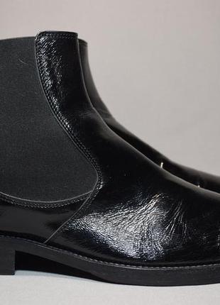 Ботинки челси cortigiani мужские кожаные. италия. оригинал. 42...