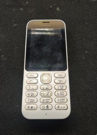 Продам телефон Nokia 222 dual SIM