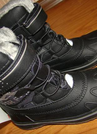 Pepperts новые ботинки сапоги. размер 33, германия