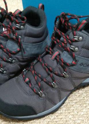 Новые мужские ботинки columbia peakfreak venture mid