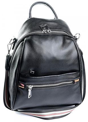 Жіночий шкіряний рюкзак кожаный