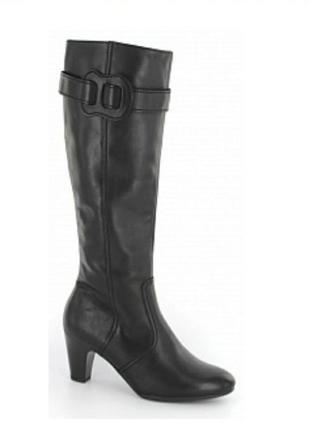 Gabor comfort сапоги, сапожки, кожаные сапоги, оригинал, идеал...