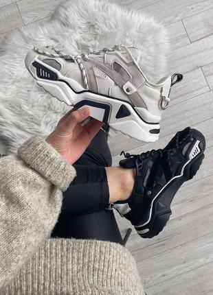 Calvin klein strike 205 sneaker white шикарные женские кроссовки