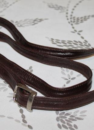 Кожаный плечевой ремень.длинная ручка на/для сумки