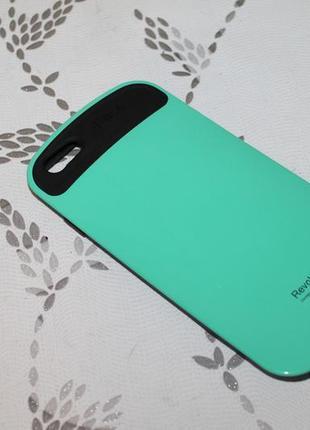 Крепкий защитный бампер на iphone 6plus/6s plus