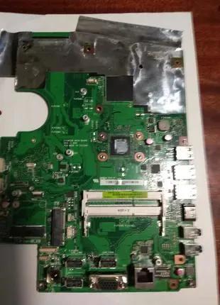 Продам материнскую плату ET2012A с процессором