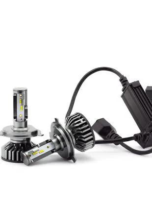 LED лампи H1, H4, Н7, головне світло, главный свет