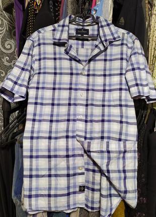 Легкая, летняя рубашка/сорочка Marks & Spencer