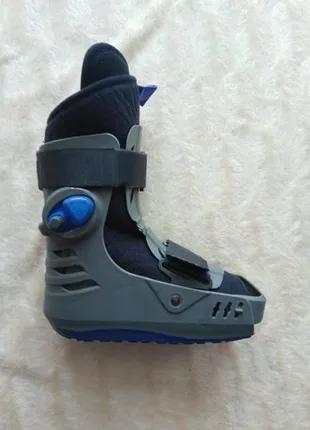 Ортез голеностоп, пневматический ботинок Thuasne Гипс лодышка